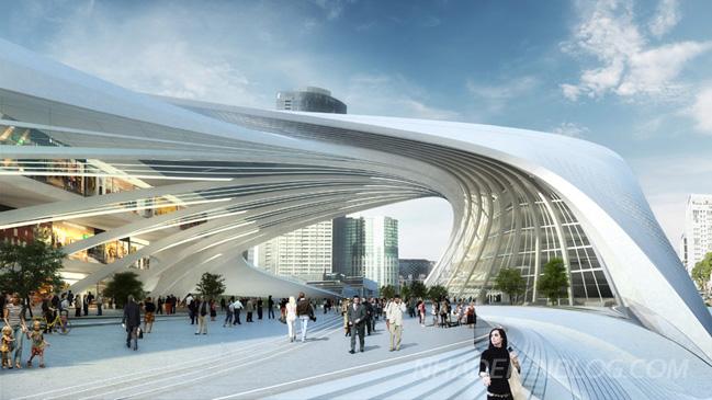 Kiến trúc ấn tượng của nhà ga Flinders Street