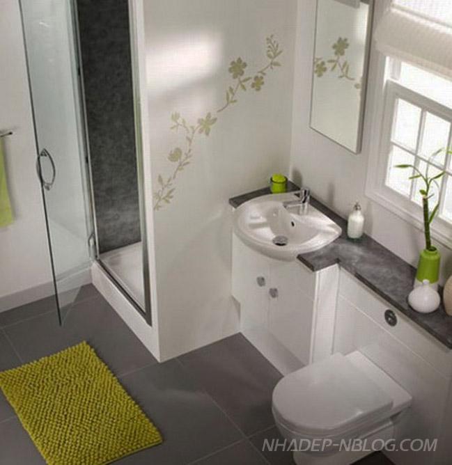 Không gian nội thất thiết bị vệ sinh viglacera