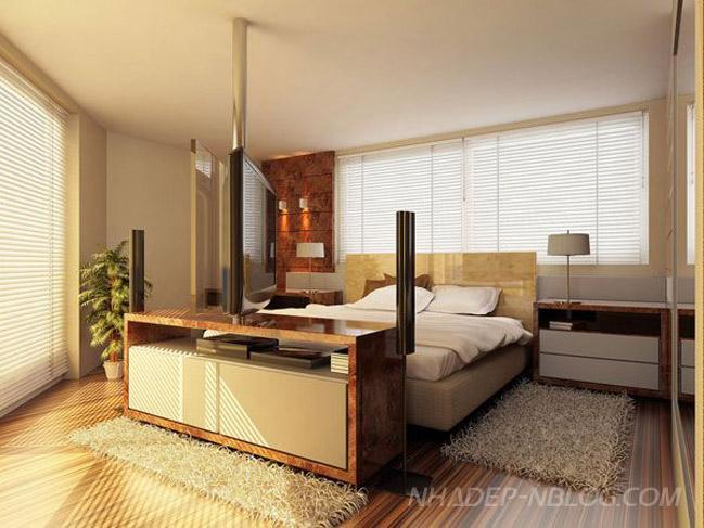 Thiết kế nội thất phòng ngủ