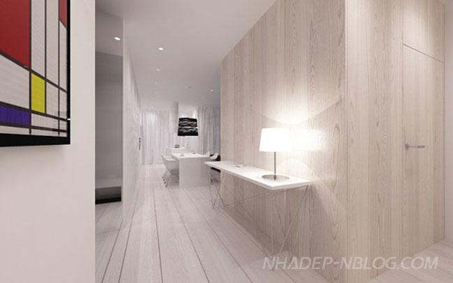 Nhà đẹp với thiết kế kiến trúc tối giản