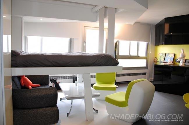 Những ý tưởng giúp tiết kiệm không gian cho ngôi nhà bạn