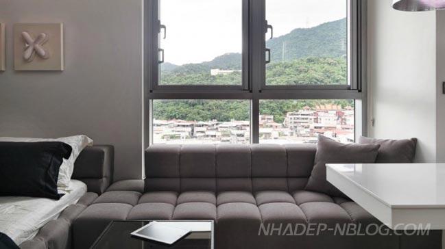 Ngắm nhà đẹp diện tích nhỏ ở Đài Loan