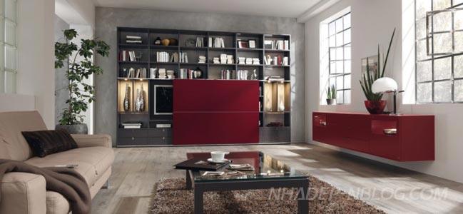 25 mẫu thiết kế nội thất phòng khách đẹp
