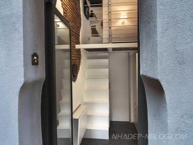 Ngôi nhà đẹp siêu nhỏ ở Italy