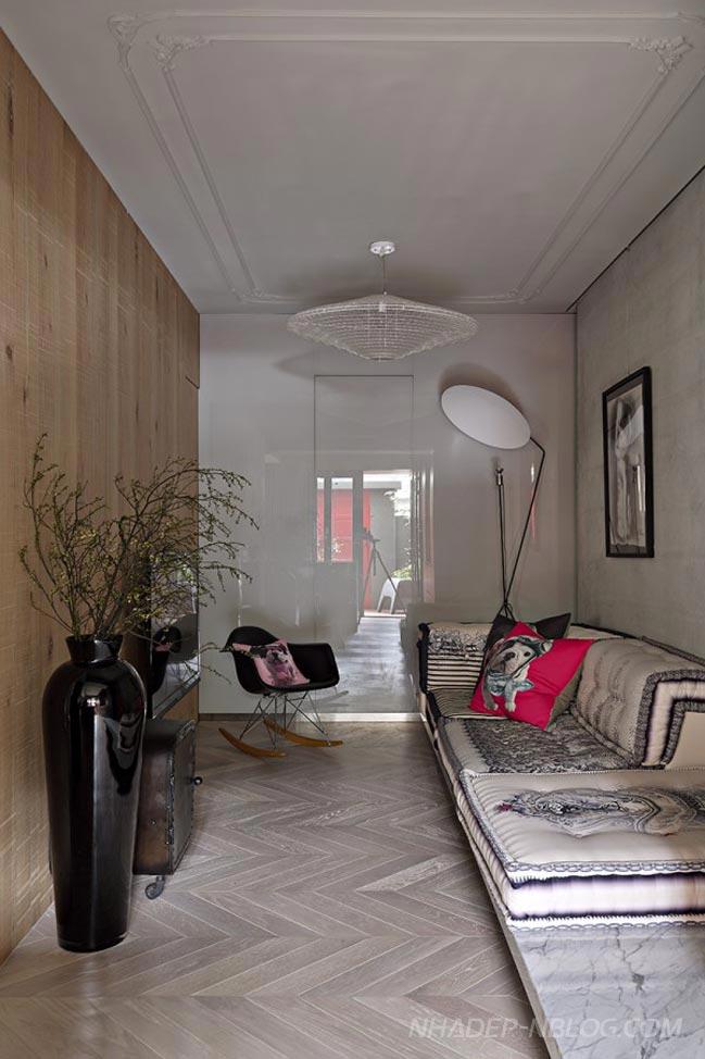 Ngắm nhà đẹp của 2 nhà thiết kế trẻ tại Đài Loan