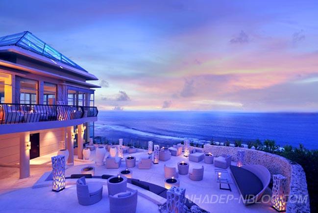 Ngắm kiến trúc của Banyan Tree Ungasan Resort tại Bali