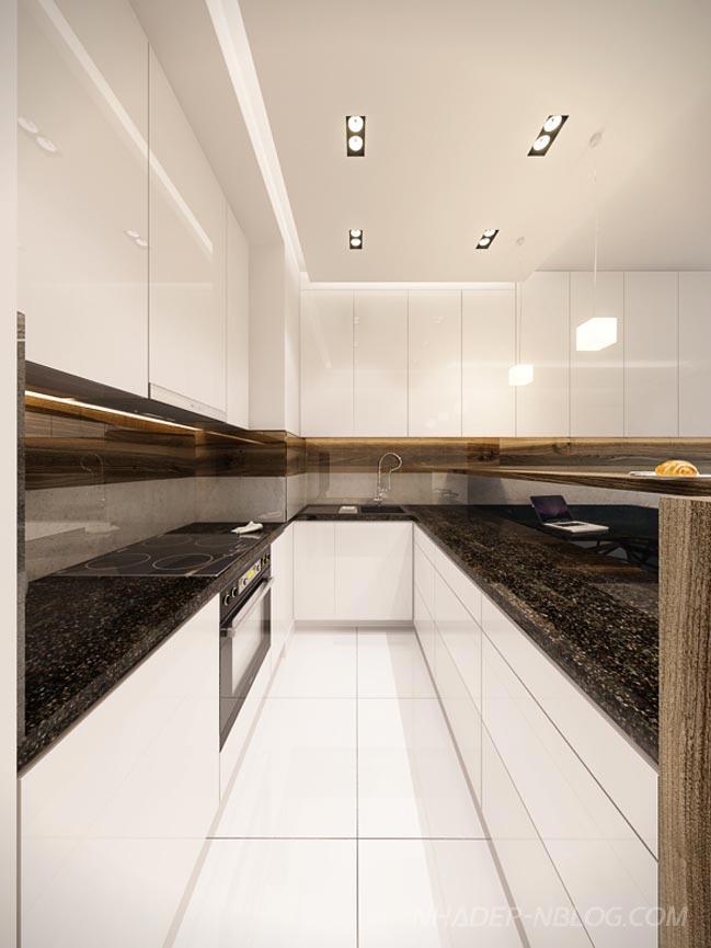 Thiết kế nhà đẹp hiện đại sang trọng