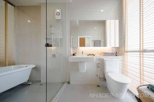 Mẫu nhà đẹp 2 tầng phong cách hiện đại tại Thái Lan