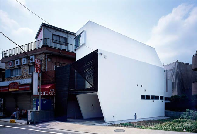 Ngắm nhà phố đẹp chống động đất tại Nhật Bản