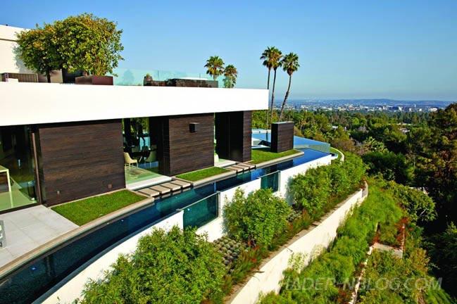 Mẫu biệt thự đẹp sang trọng tại Beverly Hills