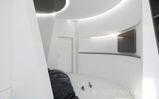 Nội thất nhà đẹp cho người yêu thích xếp giấy Origami