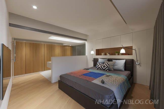 Mẫu thiết kế nội thất chung cư hiện đại ấn tượng