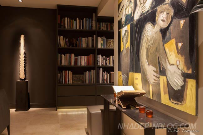 Nội thất chung cư với thiết kế hiện đại tại Sydney
