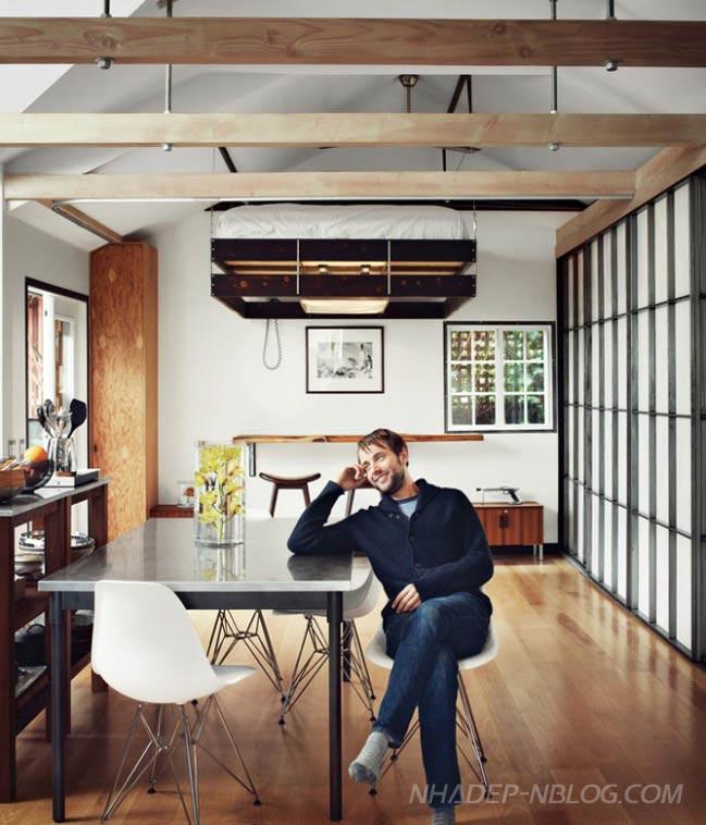 Giải pháp nội thất sáng tạo cho ngôi nhà nhỏ