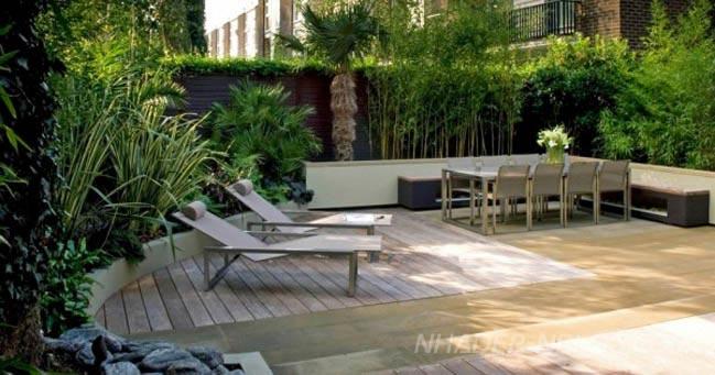 Ngắm những mẫu thiết kế vườn trên sân thượng tuyệt đẹp