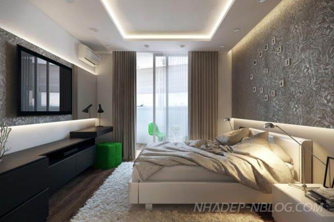 Ngắm những mẫu phòng ngủ đẹp trẻ trung