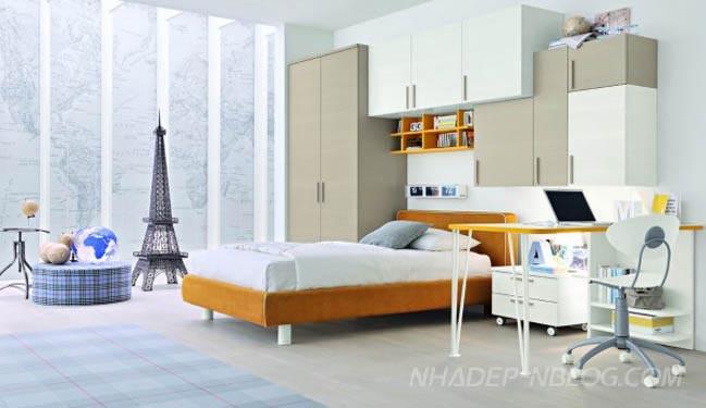 25 ý tưởng phòng ngủ đẹp cho bé yêu của bạn