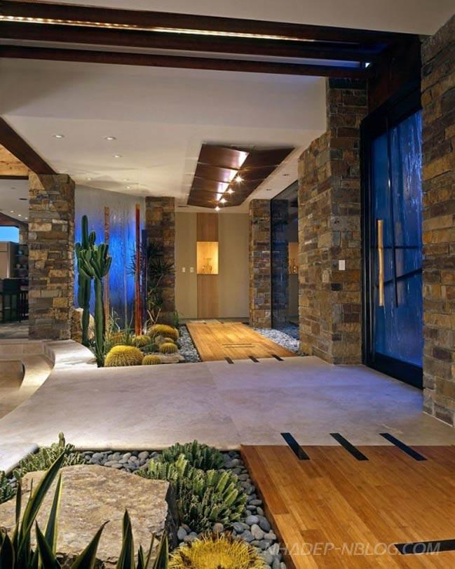 Không gian xanh trong nhà bạn