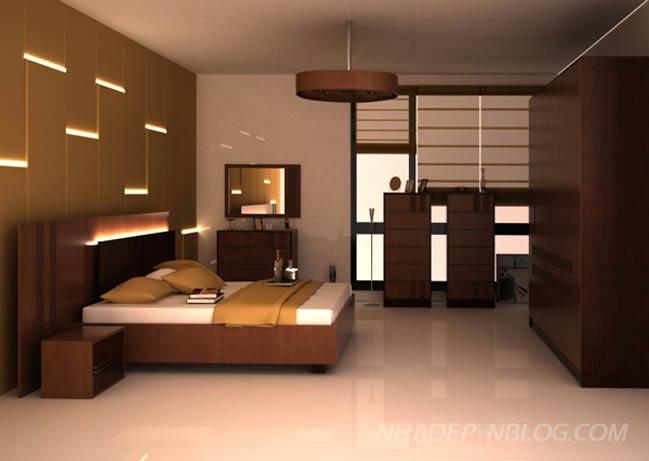 Những mẫu phòng ngủ đẹp lung linh sắc màu