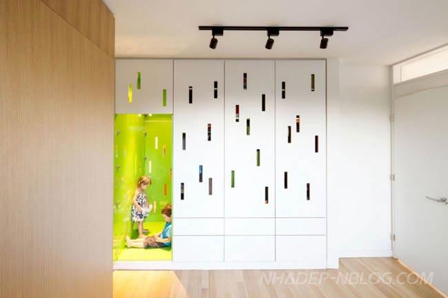 Mẫu nhà cấp 4 đẹp 2 tầng với phong cách tối giản
