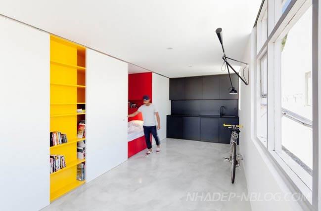 Mẫu thiết kế nhà nhỏ đẹp tại Sydney