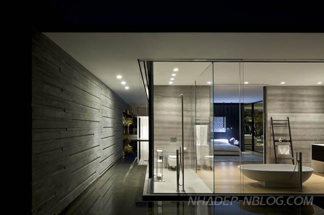 Thiết kế biệt thự đẹp 1 tầng