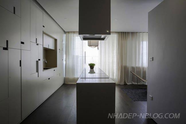 Mẫu thiết kế nội thất chung cư đẹp tại Hà Nội