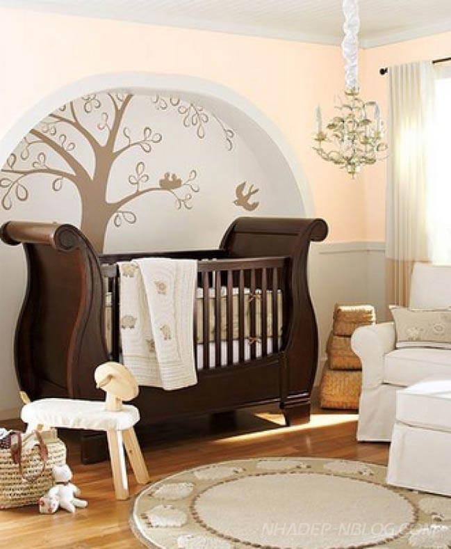 15 nội thất phòng ngủ cho cô công chúa nhỏ của bạn