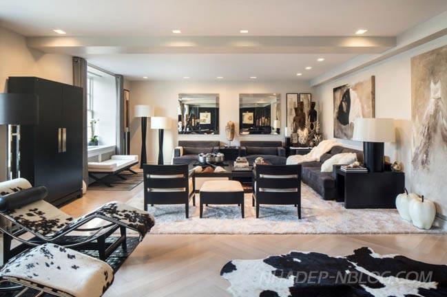 Ngắm căn hộ cao cấp triệu đô tại New York