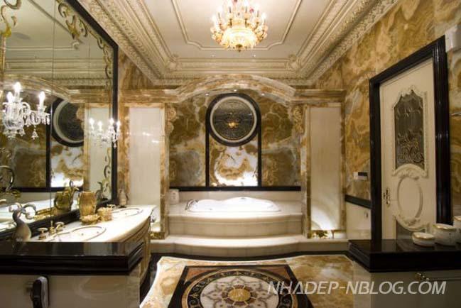 15 mẫu thiết kế phòng tắm hoàn mỹ không nên bỏ lỡ