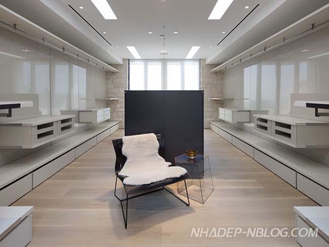 Villa sang trọng với kiến trúc đương đại