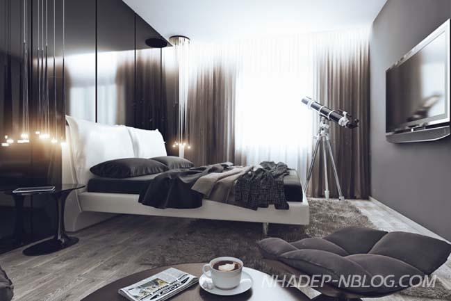 25 mẫu phòng ngủ đẹp với thiết kế tối giản hiện đại