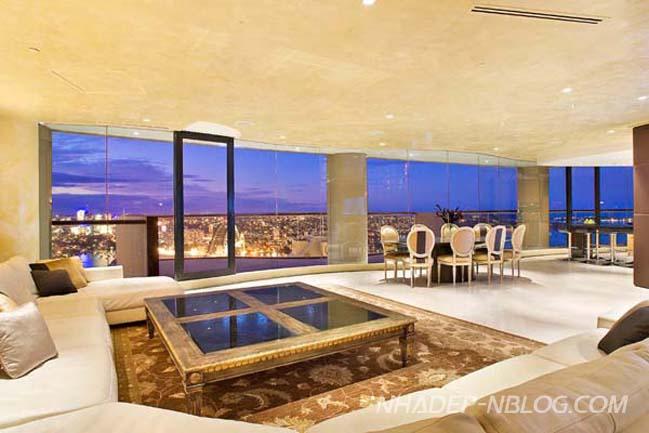 Penthouse sang trọng tráng lệ tại Sydney