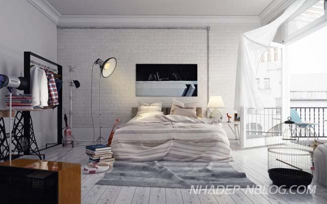 19 thiết kế phòng ngủ đẹp hiện đại trẻ trung