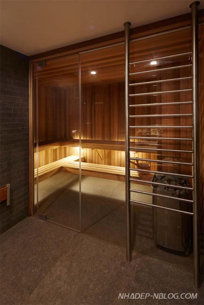 Căn hộ đẹp ấm cúng với thiết kế không mở