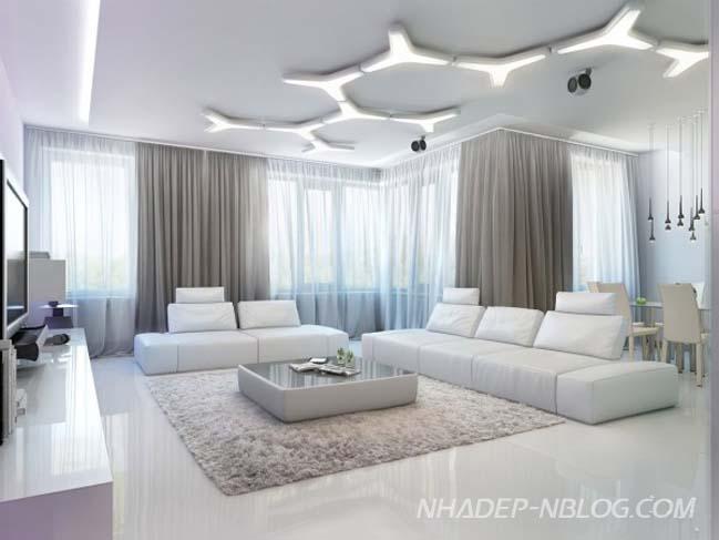3 mẫu nhà đẹp với thiết kế ánh sáng hoàn mỹ
