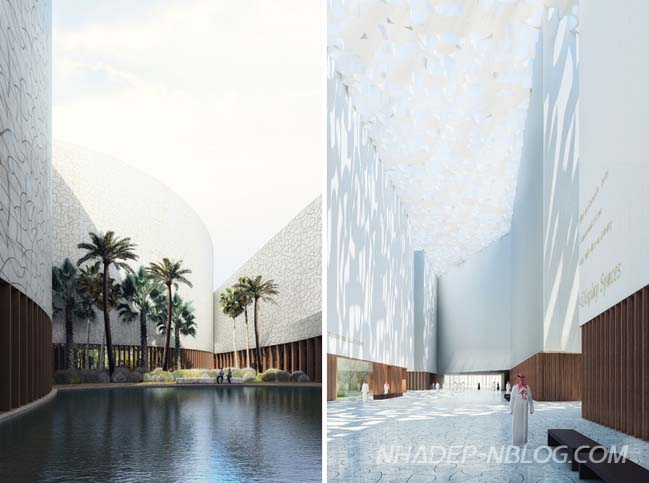 Cùng ngắm kiến trúc đẹp tại Ả Rập Saudi