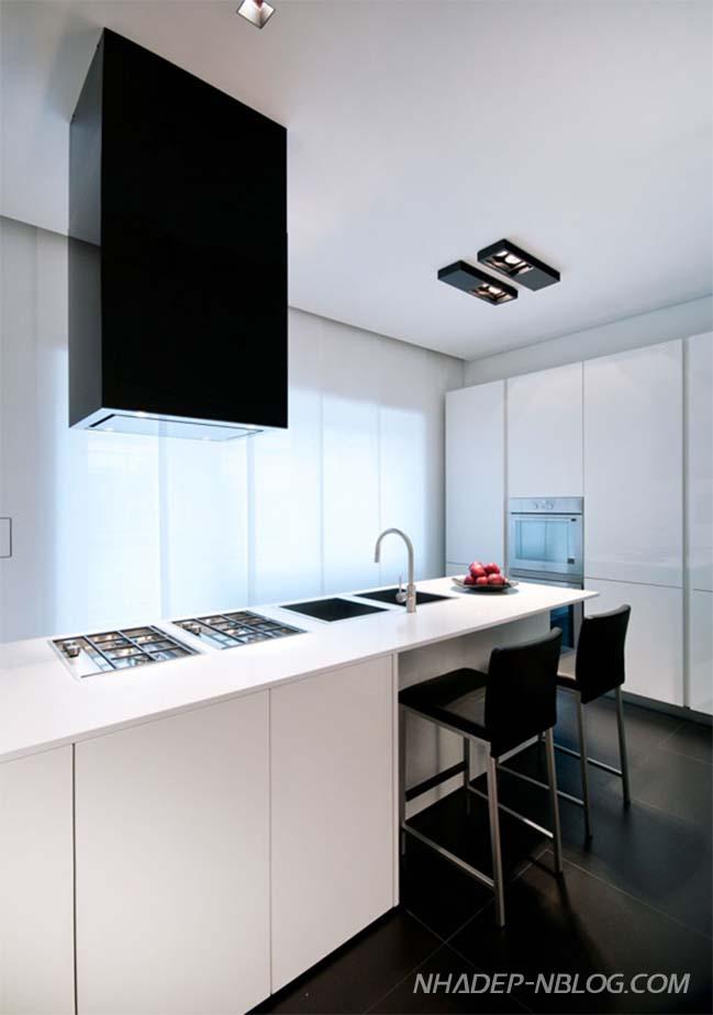 Mẫu thiết kế nội thất chung cư sang trọng