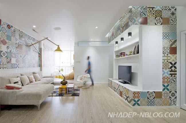 Sự lột xác của căn hộ chung cư cũ tại Hà Nội
