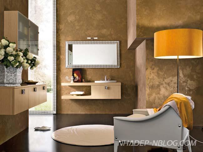 40 mẫu nội thất phòng tắm hiện đại tinh tế