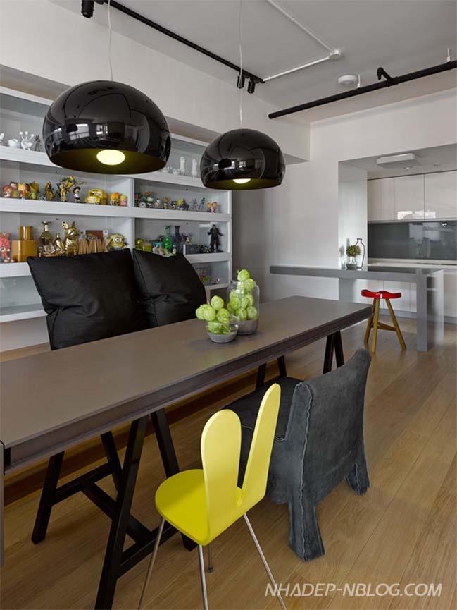 Mẫu nhà đẹp với thiết kế như quán cafe nhỏ