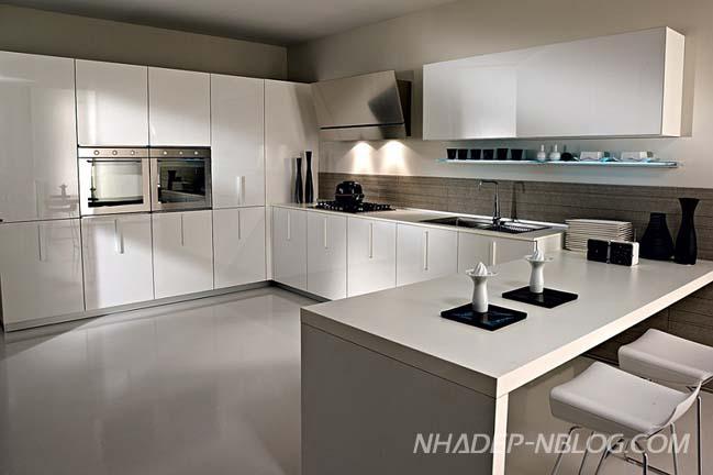 Magika: những mẫu nội thất nhà bếp hiện đại