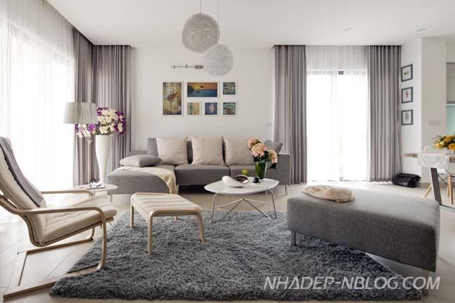 Mẫu thiết kế nhà đẹp tại Hà Nội