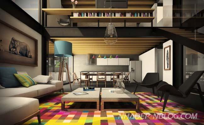 20 mẫu phòng khách đẹp với thiết kế đa dạng
