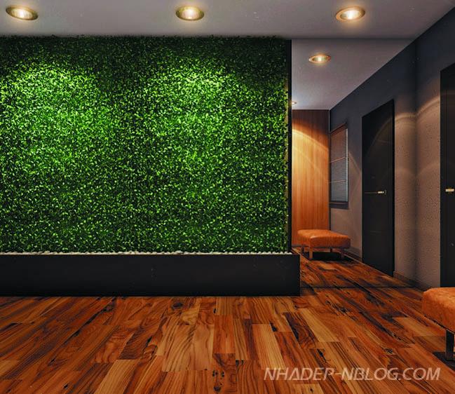 Thiết kế nội thất chung cư thân thiện với thiên nhiên