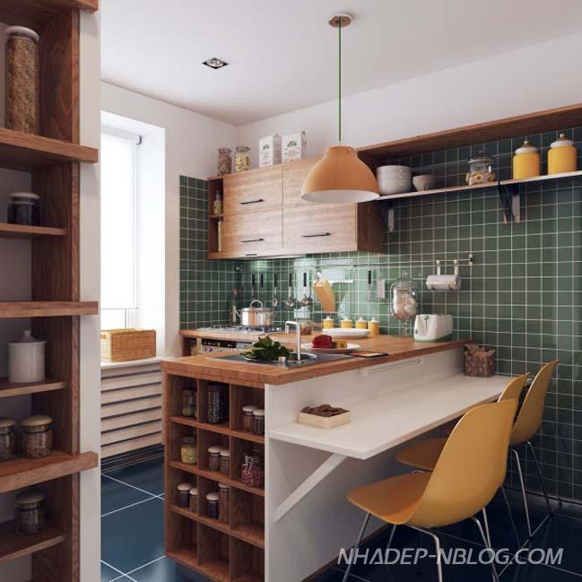 Những mẫu nhà nhỏ đẹp với thiết kế hoàn hảo
