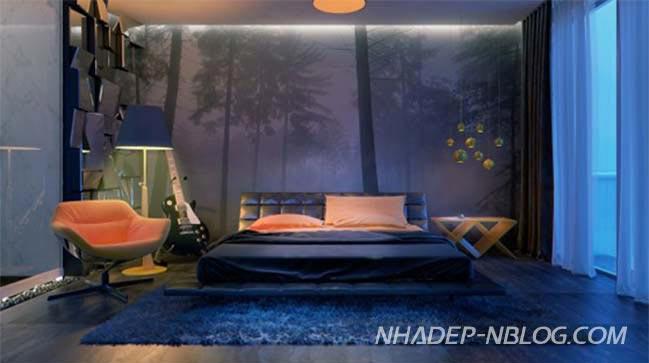 Thỏa thích ngắm những mẫu phòng ngủ đẹp long lanh