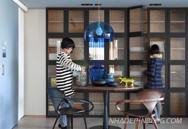 Căn hộ chung cư đẹp rộng rãi cho gia đình 4 người