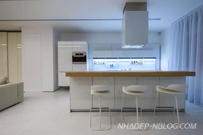 Thiết kế căn hộ cao cấp cho gia đình trẻ