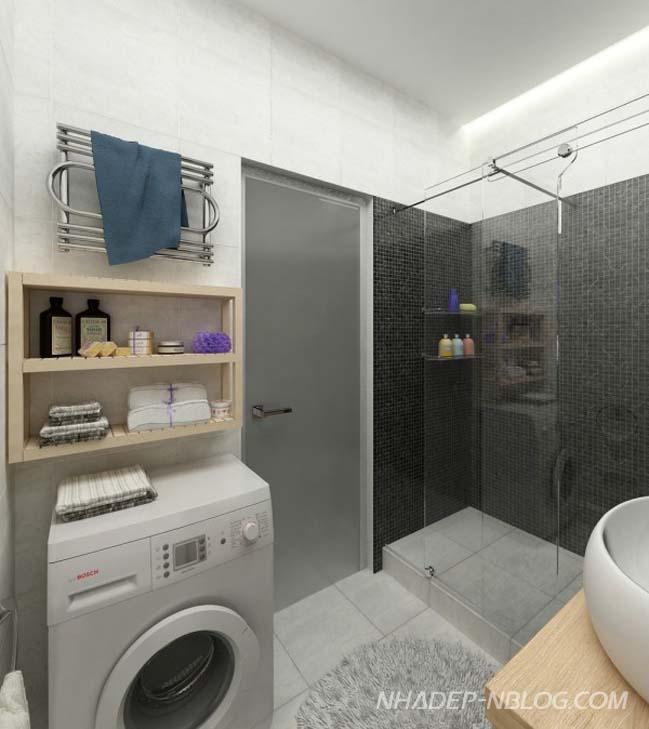 2 mẫu nhà nhỏ đẹp với thiết kế hiện đại trẻ trung